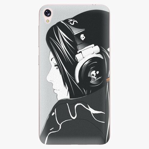 Plastový kryt iSaprio - Headphones - Asus ZenFone Live ZB501KL