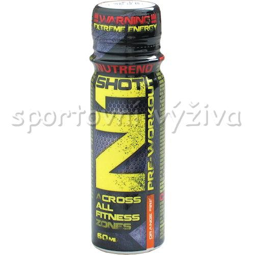 N1 Shot 60ml ampule akce