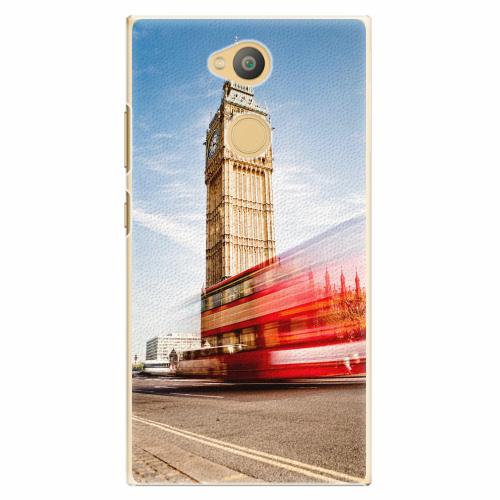 Plastový kryt iSaprio - London 01 - Sony Xperia L2