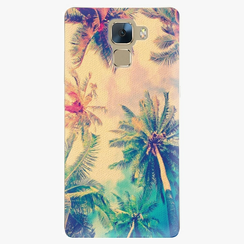 Plastový kryt iSaprio - Palm Beach - Huawei Honor 7