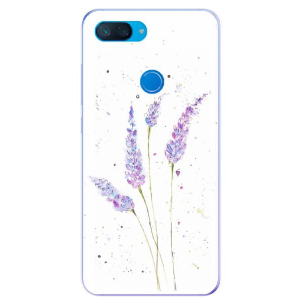 Odolné silikonové pouzdro iSaprio - Lavender - Xiaomi Mi 8 Lite