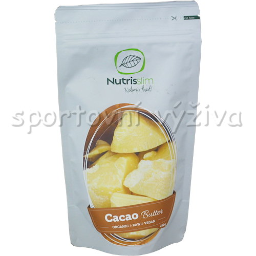 Cacao Butter 250g