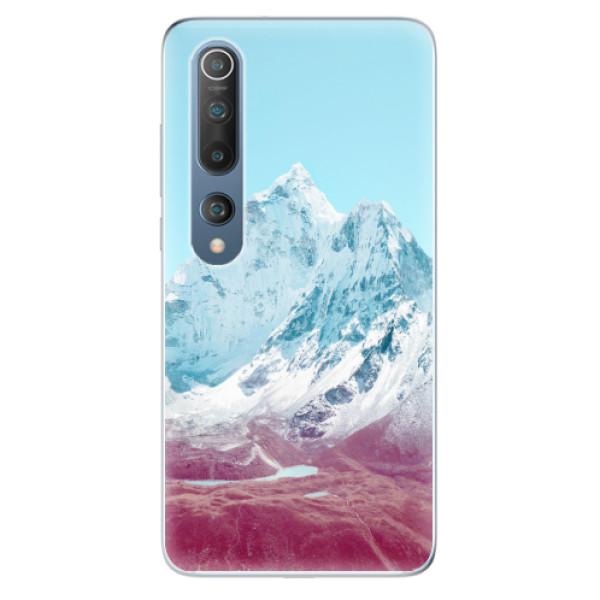 Odolné silikonové pouzdro iSaprio - Highest Mountains 01 - Xiaomi Mi 10 / Mi 10 Pro