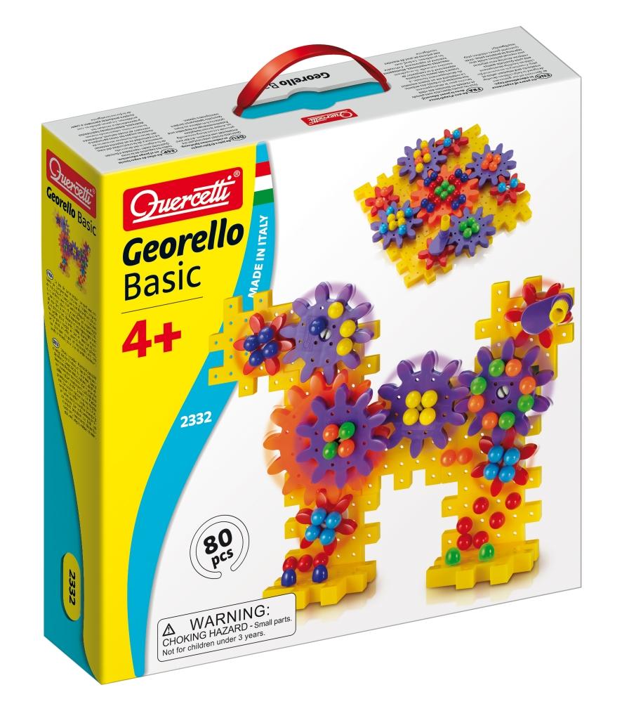 Quercetti Georello Basic 80 ks 2332