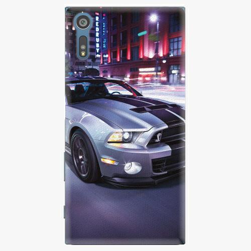 Plastový kryt iSaprio - Mustang - Sony Xperia XZ