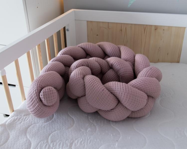 baby-nellys-mantinel-pleteny-cop-vafel-magnolie-220-x-16-cm-220x16