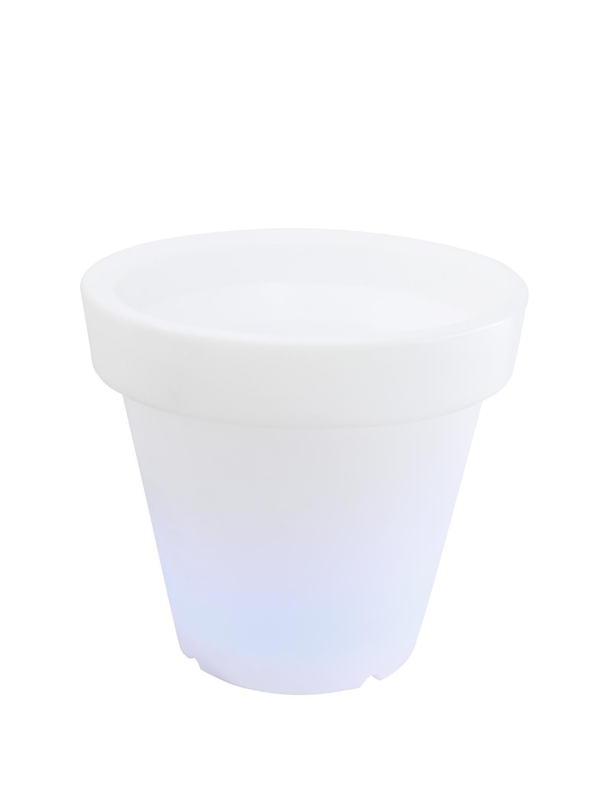 """LED květináč 26"""", 66x61cm"""