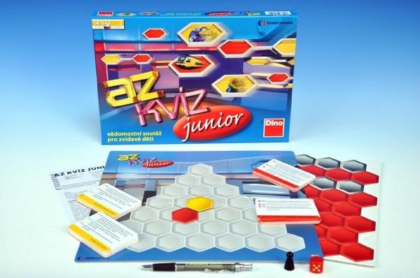 az-kviz-junior-spolecenska-hra-10-v-krabici-33x23x3-5cm