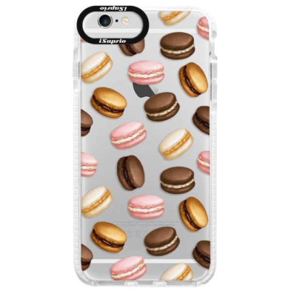 Silikonové pouzdro Bumper iSaprio - Macaron Pattern - iPhone 6/6S