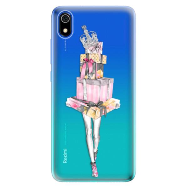 Odolné silikonové pouzdro iSaprio - Queen of Shopping - Xiaomi Redmi 7A