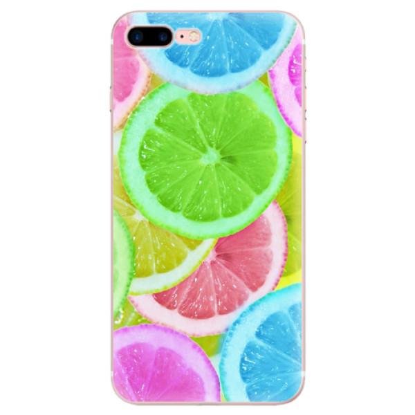 Odolné silikonové pouzdro iSaprio - Lemon 02 - iPhone 7 Plus