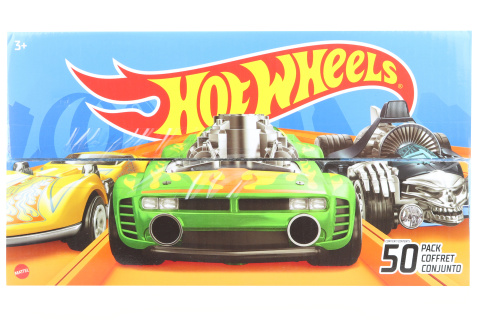 Hot Wheels 50 ks angličák V6697