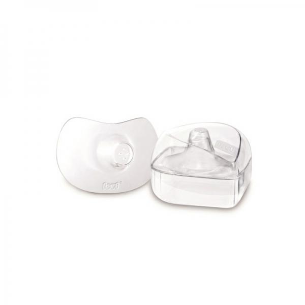 Chrániče prsních bradavek vel. S - 2ks