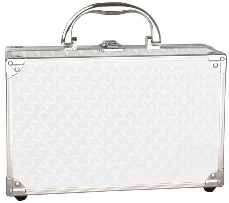 VIP Journey Madrid velký kovový kufřík kosmetický dětská kosmetika