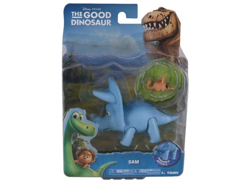 Hodný Dinosaurus - Sam - plastová postavička malá