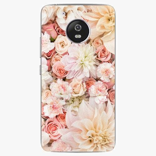 Plastový kryt iSaprio - Flower Pattern 06 - Lenovo Moto G5