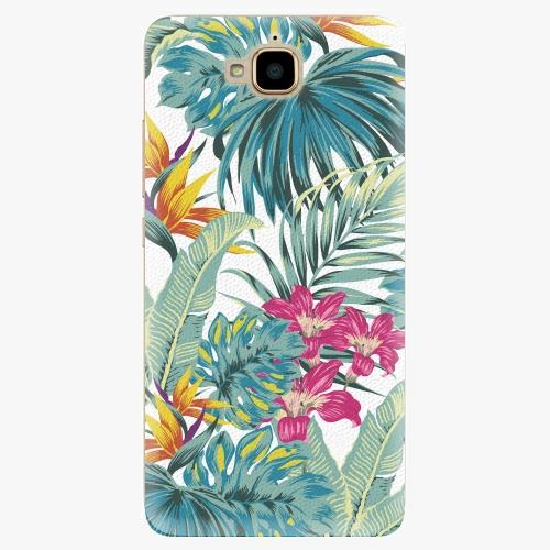 Plastový kryt iSaprio - Tropical White 03 - Huawei Y6 Pro