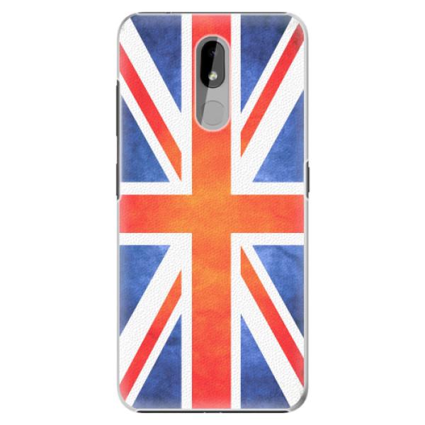 Plastové pouzdro iSaprio - UK Flag - Nokia 3.2