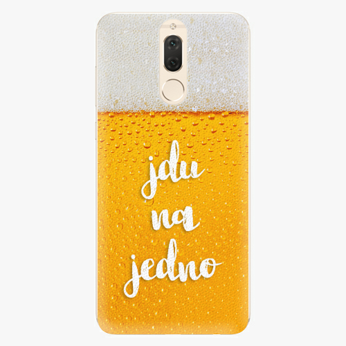 Plastový kryt iSaprio - Jdu na jedno - Huawei Mate 10 Lite