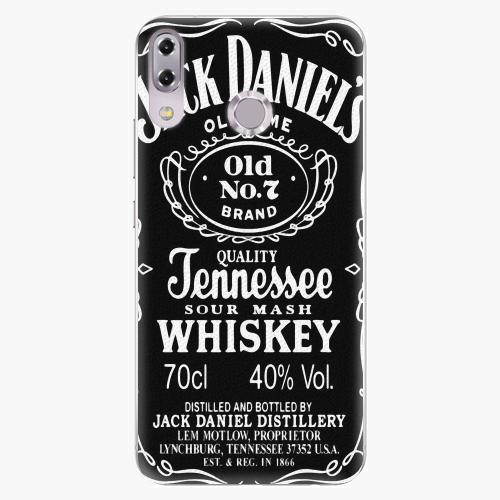 Plastový kryt iSaprio - Jack Daniels - Asus ZenFone 5Z ZS620KL