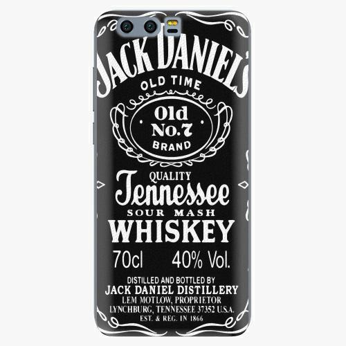 Plastový kryt iSaprio - Jack Daniels - Huawei Honor 9