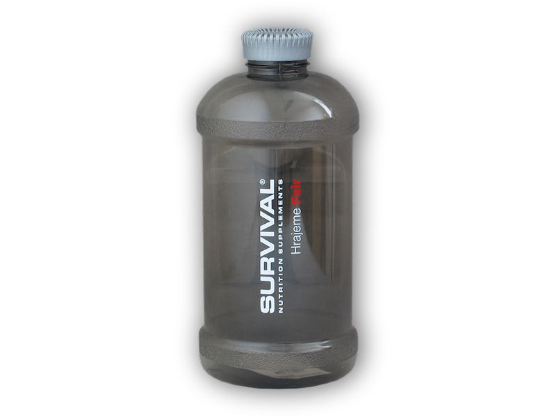 Barel Survival black smoke 2200ml