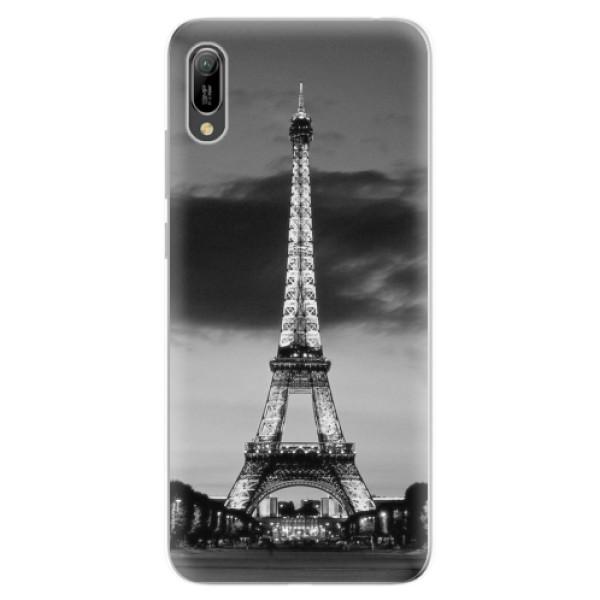 Odolné silikonové pouzdro iSaprio - Midnight in Paris - Huawei Y6 2019