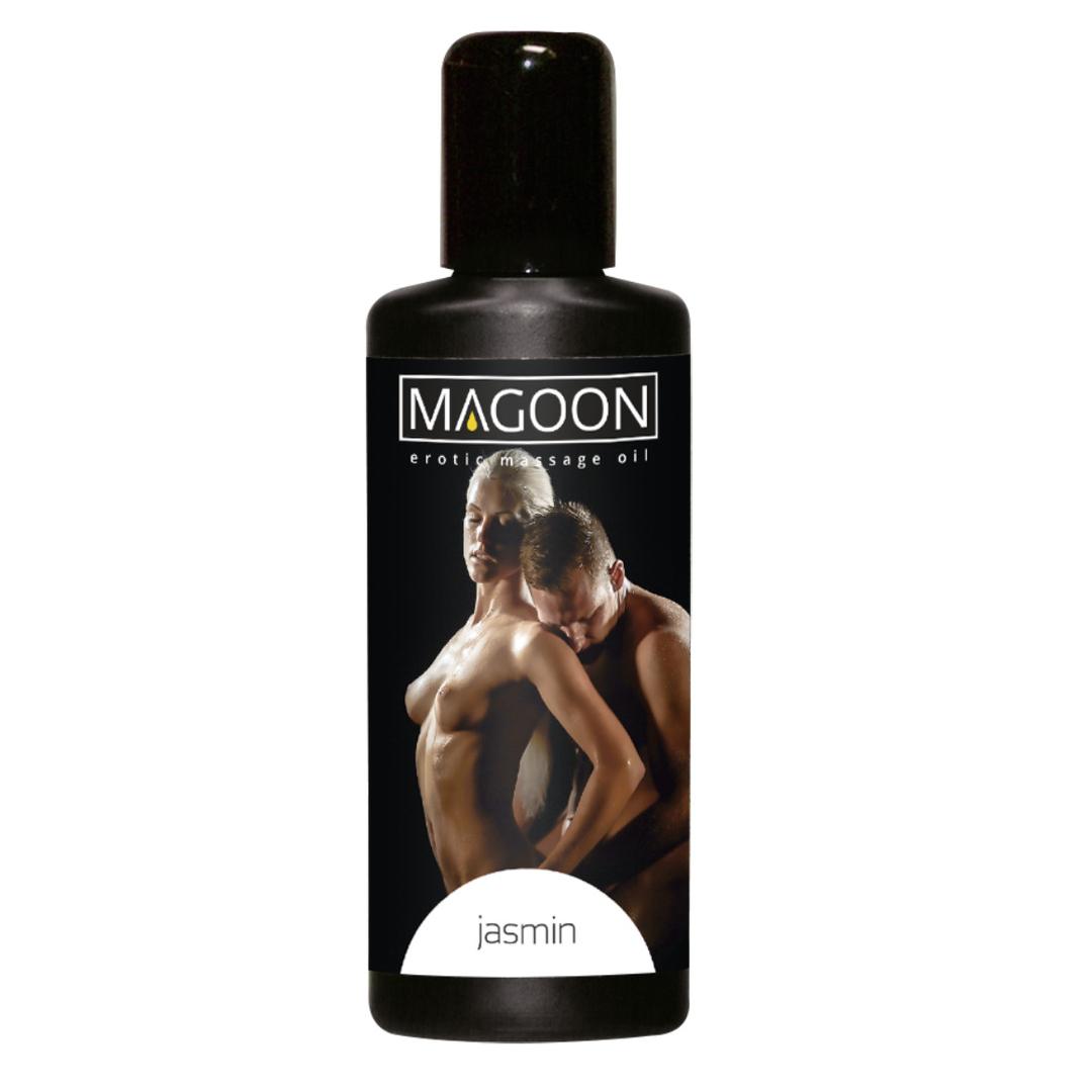 Masážní olej Jasmin