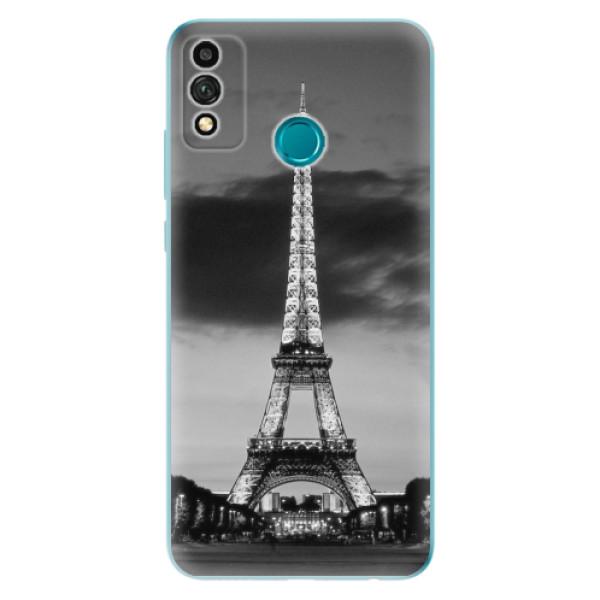 Odolné silikonové pouzdro iSaprio - Midnight in Paris - Honor 9X Lite