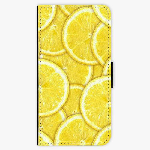 Flipové pouzdro iSaprio - Yellow - Samsung Galaxy S9