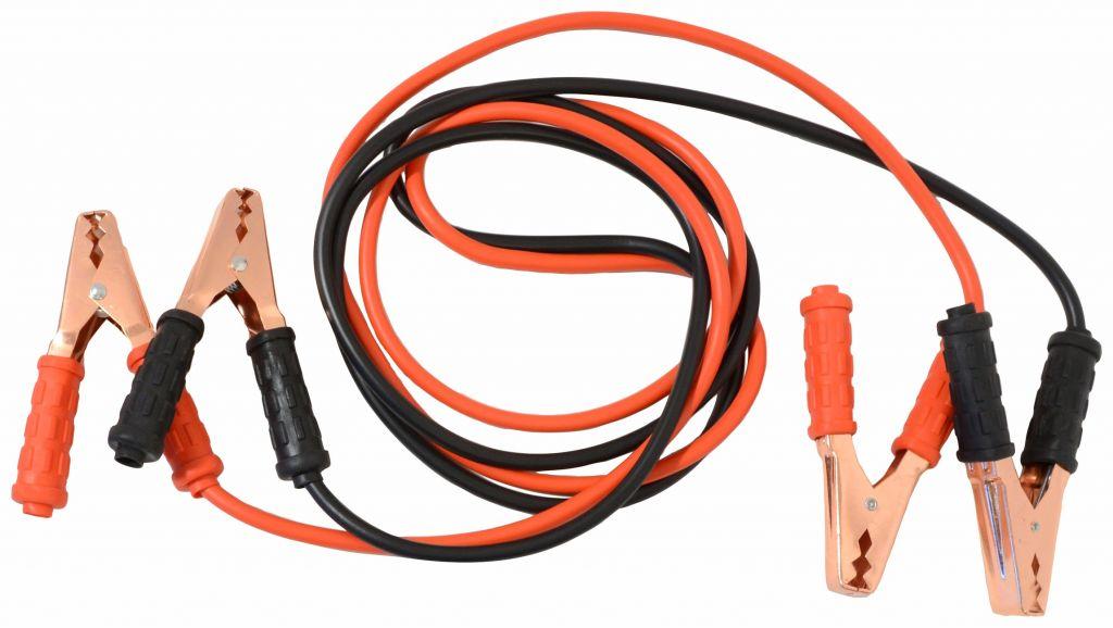 Startovací kabely 500 A, 250 cm, zipper bag