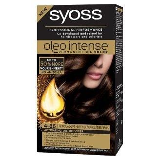 Oleo Intense barva na vlasy Čokoládově hnědý 4-86