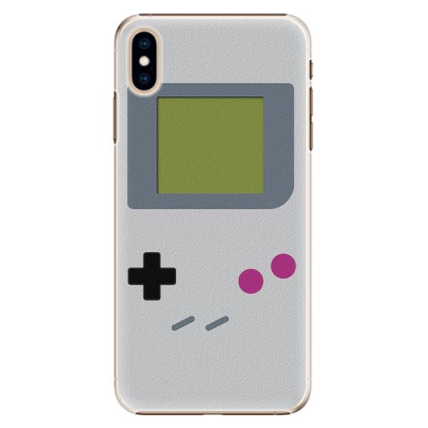 Plastové pouzdro iSaprio - The Game - iPhone XS Max