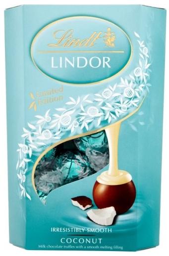 Lindt Lindor Kokos 200g