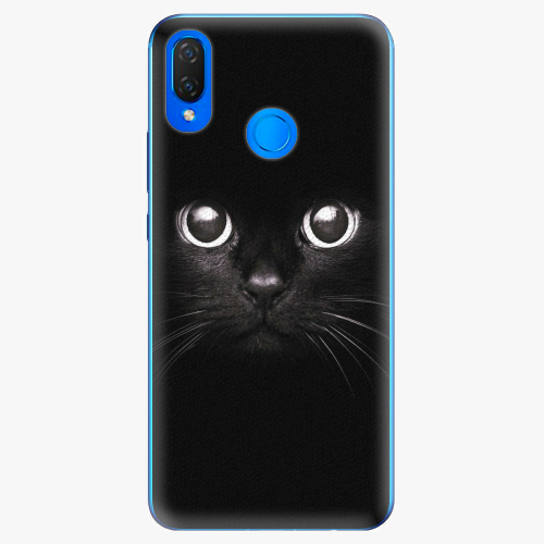 Plastový kryt iSaprio - Black Cat - Huawei Nova 3i