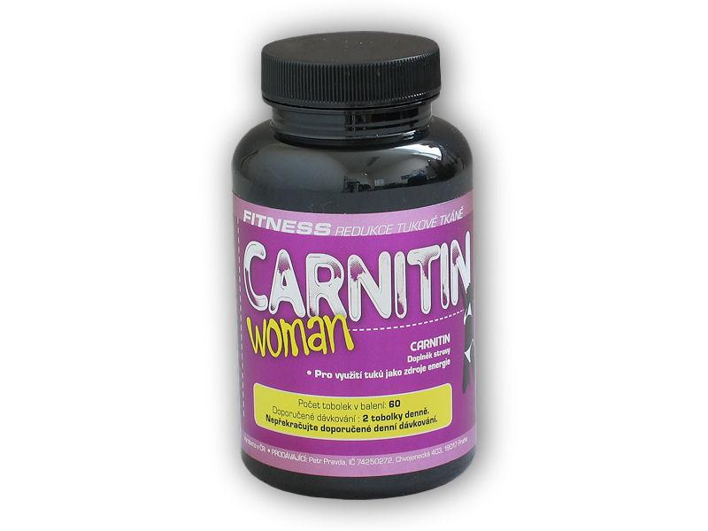 Carnitin Woman 60 kapslí