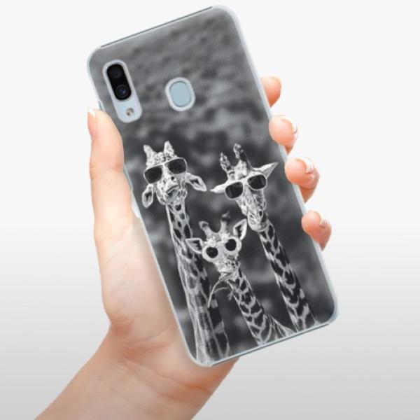 Plastové pouzdro iSaprio - Sunny Day - Samsung Galaxy A20