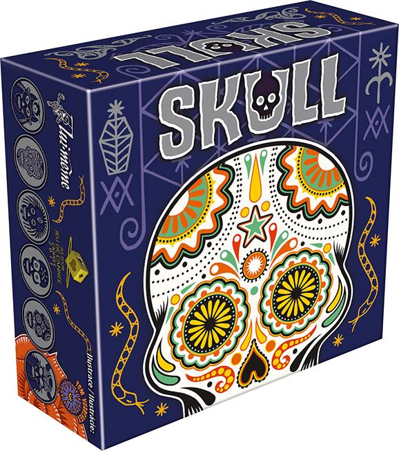 Granna Skull