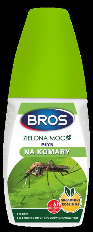 Repelentní sprej Zelená síla proti komárům a klíšťatům 50 ml