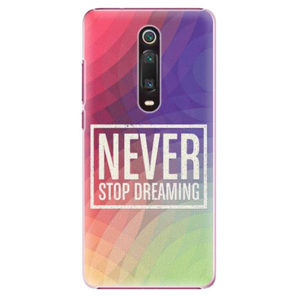 Plastové pouzdro iSaprio - Dreaming - Xiaomi Mi 9T
