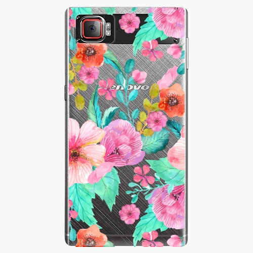 Plastový kryt iSaprio - Flower Pattern 01 - Lenovo Z2 Pro