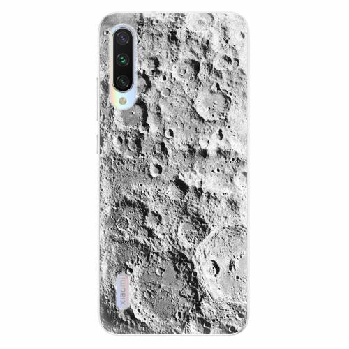 Silikonové pouzdro iSaprio - Moon Surface - Xiaomi Mi A3