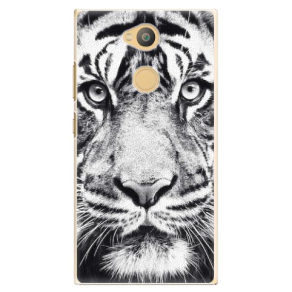 Plastové pouzdro iSaprio - Tiger Face - Sony Xperia L2