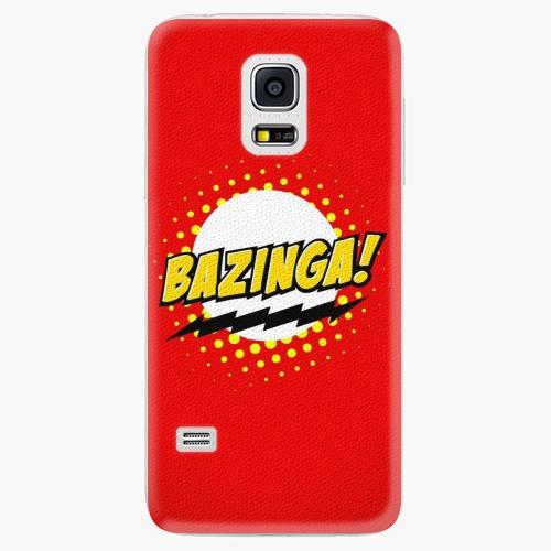 Plastový kryt iSaprio - Bazinga 01 - Samsung Galaxy S5 Mini