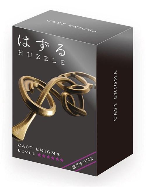 Huzzle Cast - Enigma