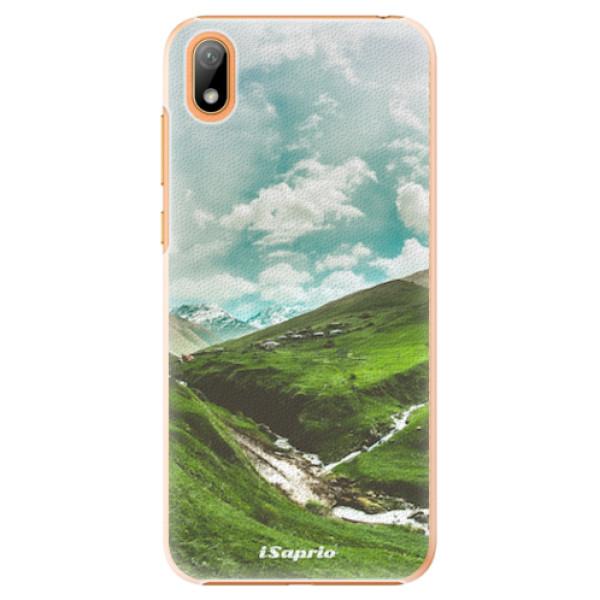 Plastové pouzdro iSaprio - Green Valley - Huawei Y5 2019
