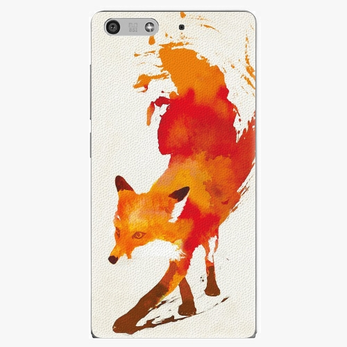 Plastový kryt iSaprio - Fast Fox - Huawei Ascend P7 Mini