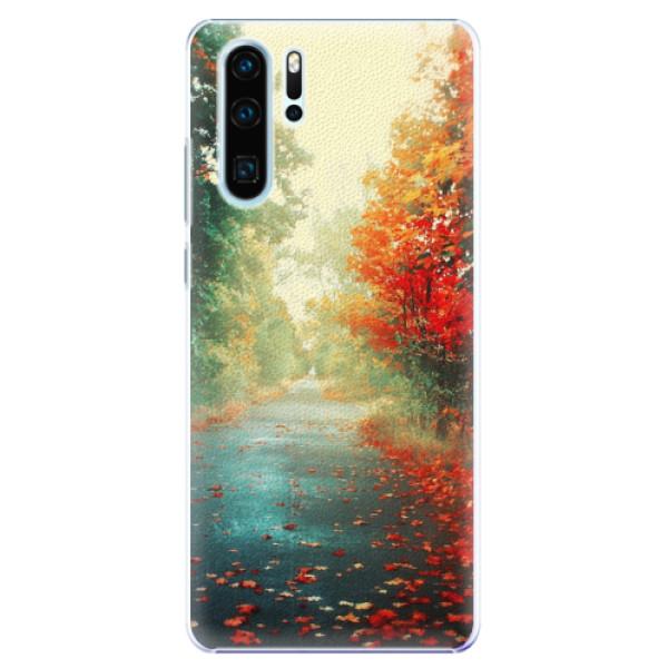 Plastové pouzdro iSaprio - Autumn 03 - Huawei P30 Pro