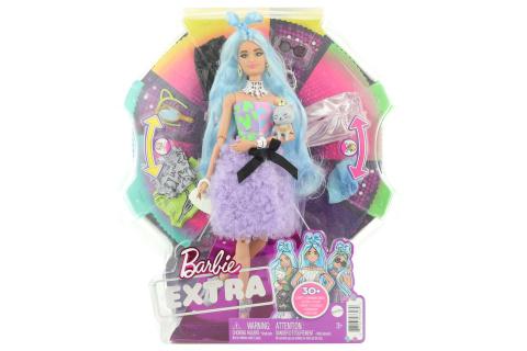Barbie Extra deluxe panenka GYJ69