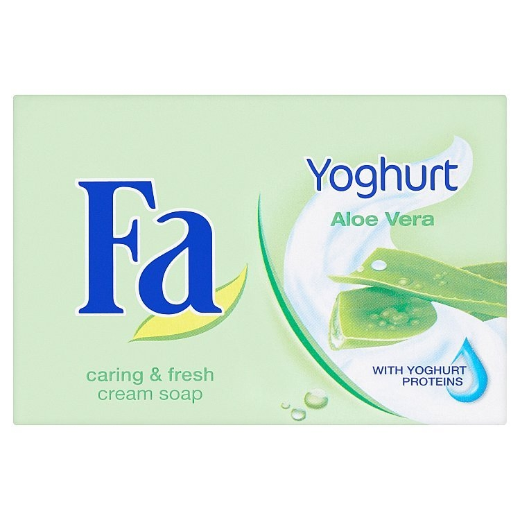 Mýdlo Yoghurt Aloe Vera 90g